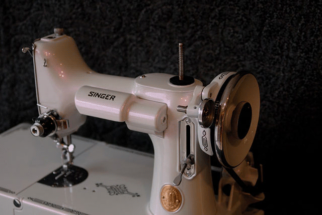 Restored Sewing Machine!