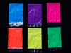 Shop for our new line of fluorescent paint pigments