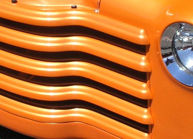Bright Orange Paint bright orange candy pigment for custom paint, powder coat, custom